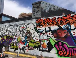 Broken City Mural