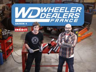 """RMC Découverte : Record historique pour le lancement de """"Wheeler Dealers France"""" saison 4"""