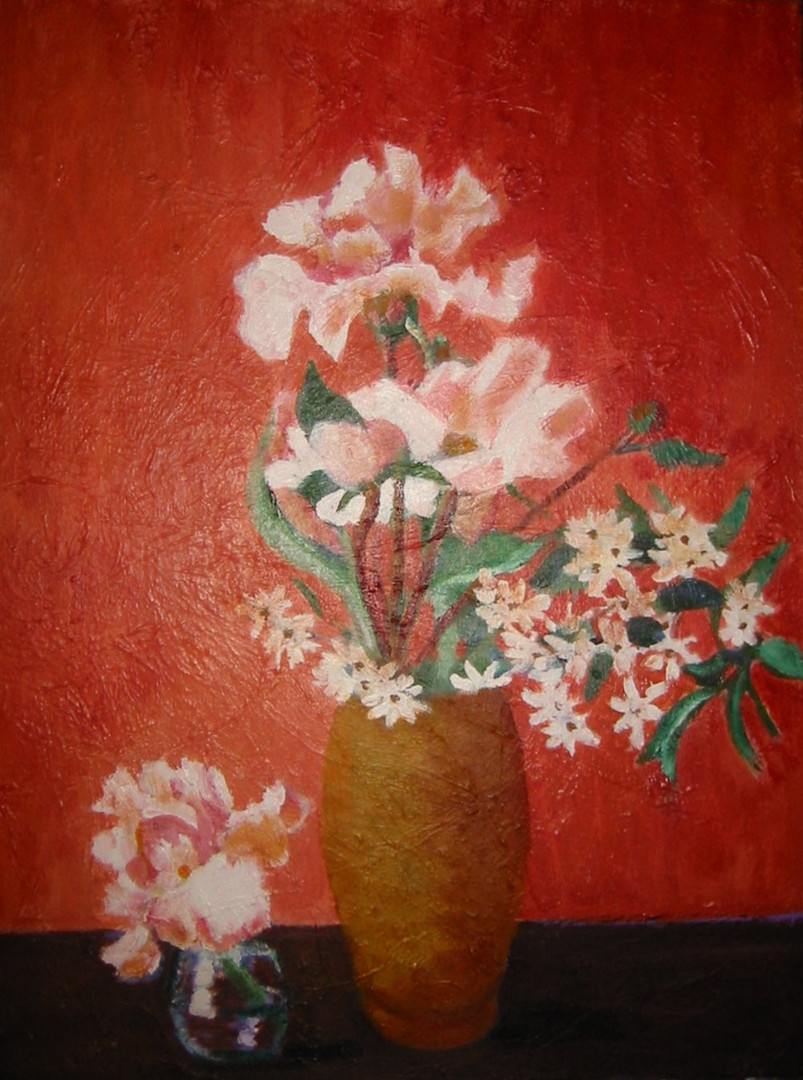 Vase with Flowers 2