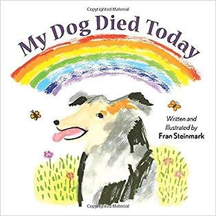 Book - Dog Died