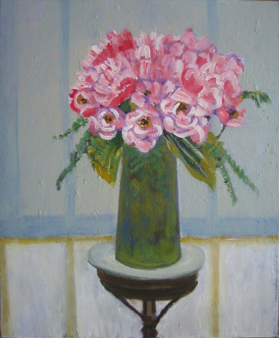 Vase with Flowers 1