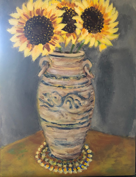 Carol's Sunflowers