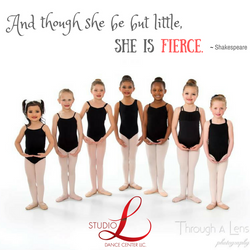 Petite- Though She Be But Little