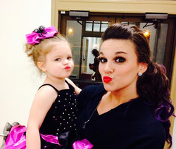Thank you Trisha Turns for taking the time with BOTH my kids! Two tap solos and tap therapy! Thanks