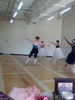 Ballet Camp!