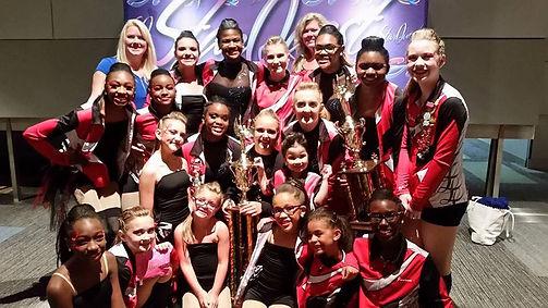 Studio L Dance Center Competition Team