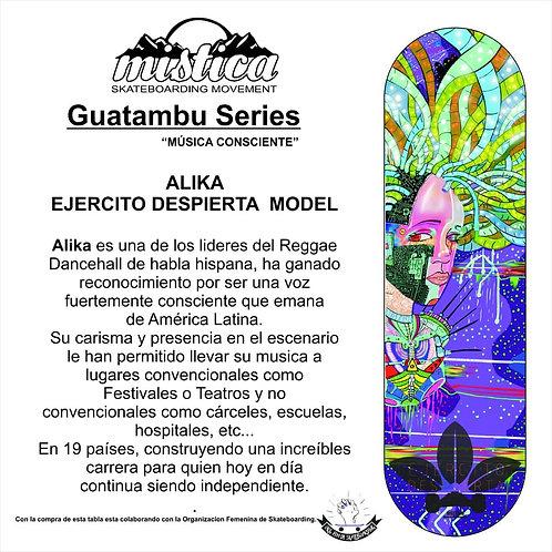 Ejercito Despierta Skate Model
