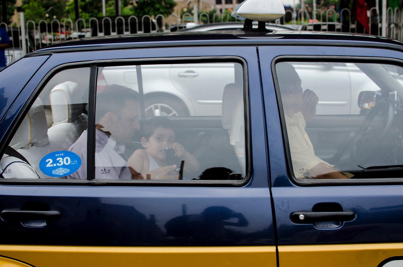 reportage Pechino Roma