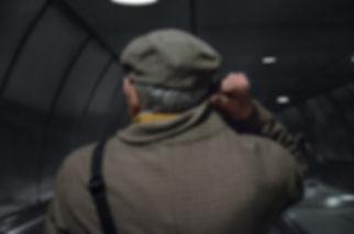 Reportage metro roma