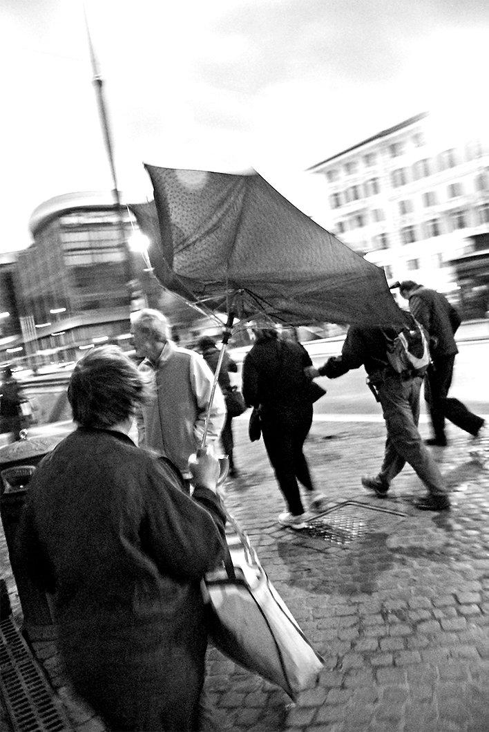 Fotografia urbana Roma