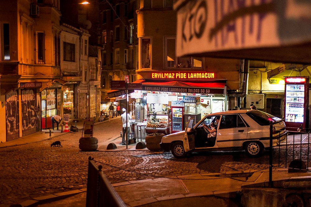 Street photography Istanbul