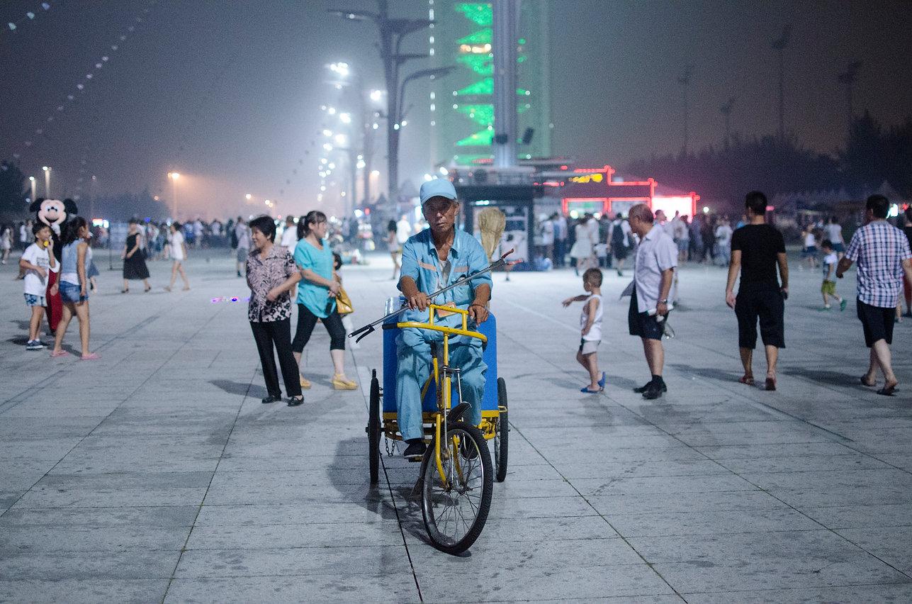 reportage Pechino