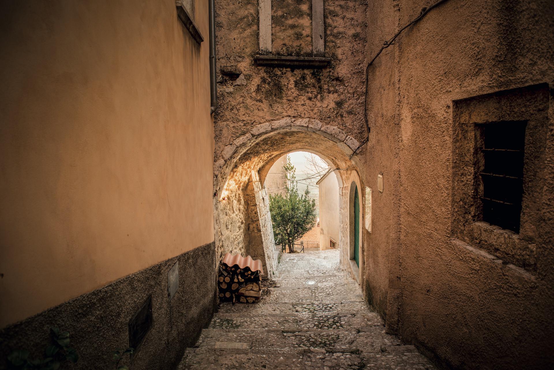 San Donato - Porta a Maestro