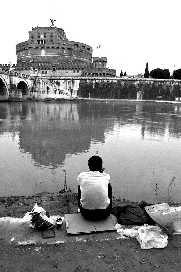 Streetphotography Roma
