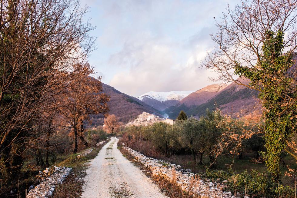 San Donato in autumn
