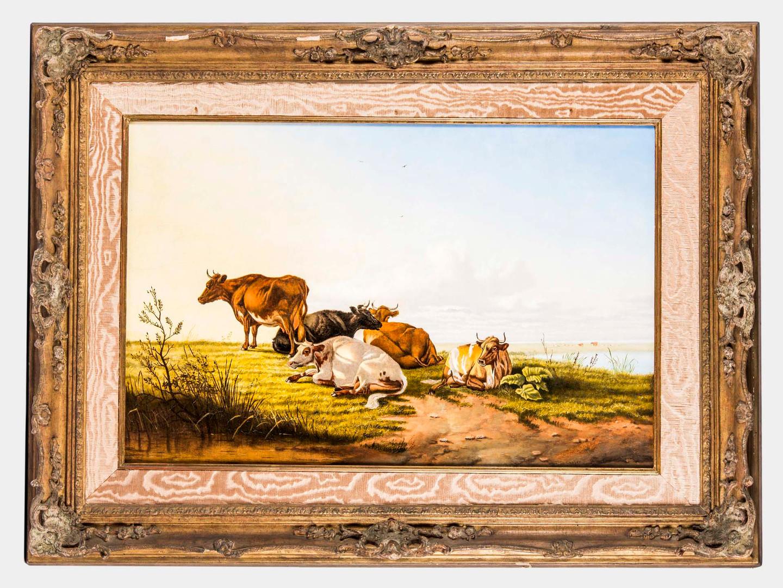 DSC_4262 - Dipinto olio su tela paesaggi