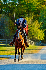 Conner Prairie Headless Horseman