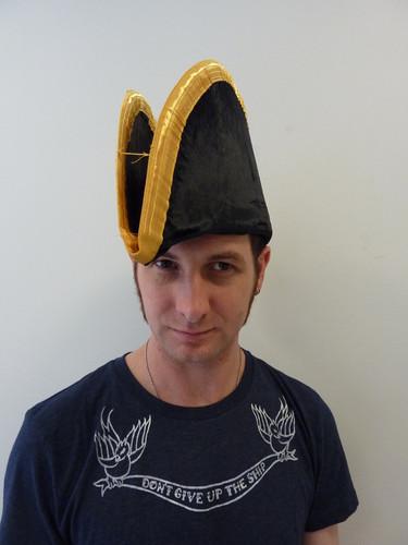Naval Chapeau De Bras
