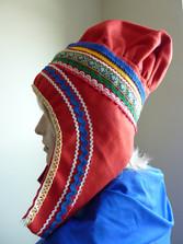 Sami-style hat.
