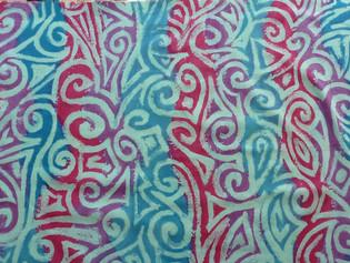 """Fabric Dye """"Batik"""" Tests"""