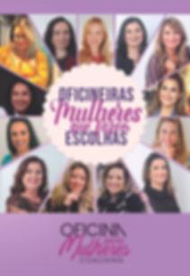 oficineiras mulheres que fazem escolhas.