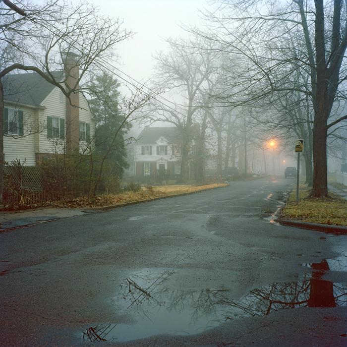 Suburban Fog
