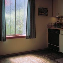 Sunlit Kitchen