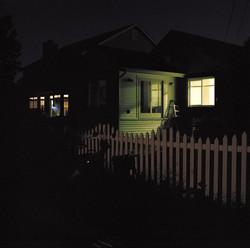 Night in the Suburbs