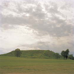 Monks Mound from the East