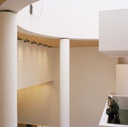 Atrium at SFMoMA