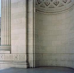 Porch of Public Library