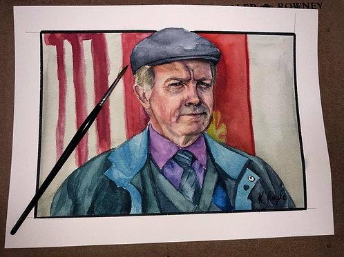 Tam Giclée fine art print