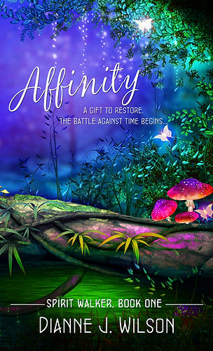 Affinity by Dianne J. Wilson