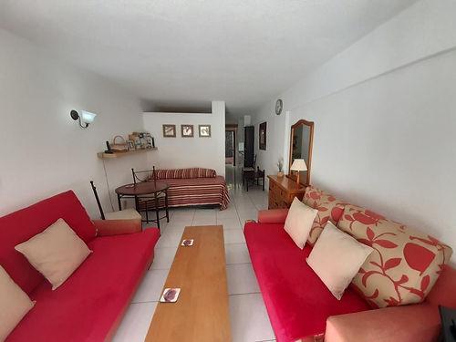 Studio apartment in Los Geranios
