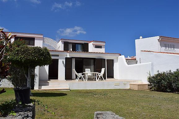Semi detached villa with garden for sale in San Miguel Village, San Blas, Tenerife