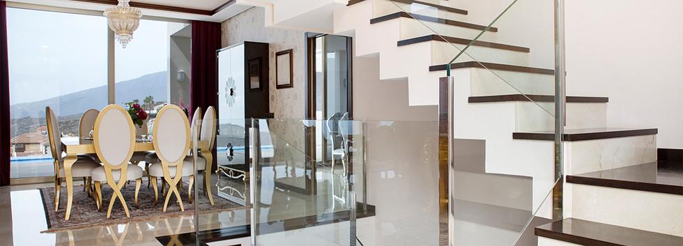 Luxury villa in Roque del Conde