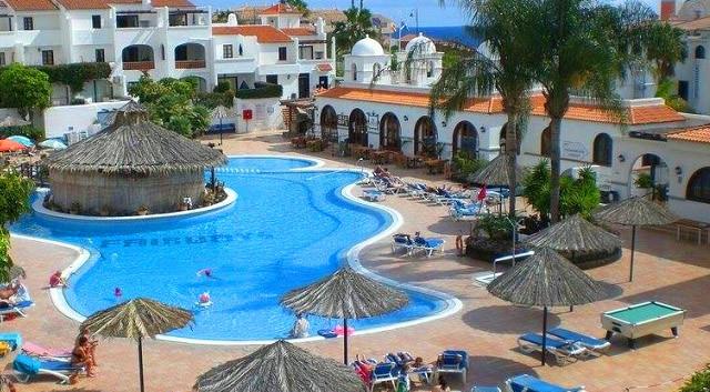 Fairways Village, the pool