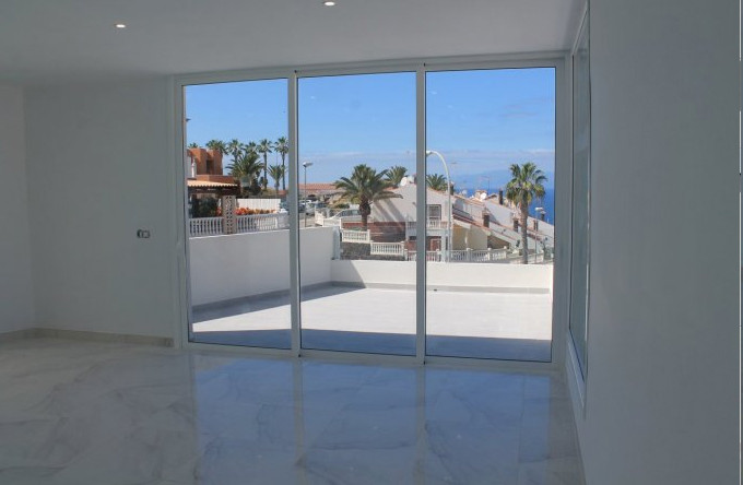 Villa for sale in san Eugenio, Tenerife.