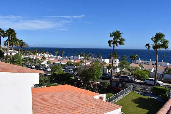 Linked house with garden for sale in San Miguel Village, San Blas, Golf del Sur, Tenerife