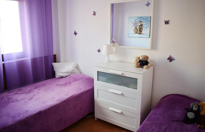 Aguamarina, 2nd bedroom