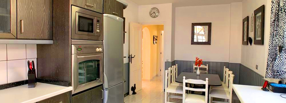 Villa in Callao Salvaje, kitchen.jpg
