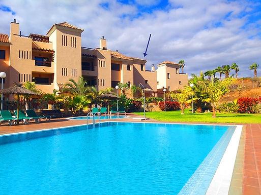 Semi-detached villa for sale in Amarilla Golf, Tenerife