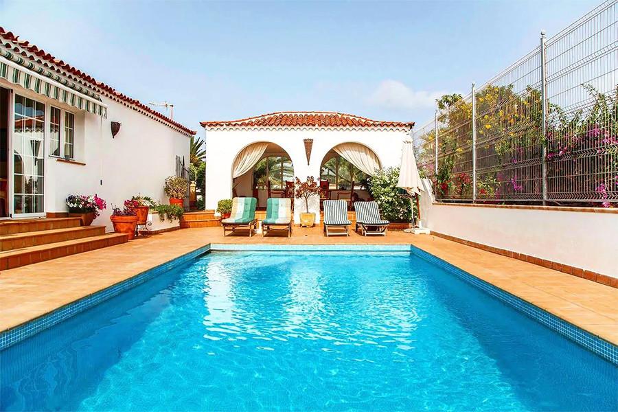 Villa in Amarilla Golf