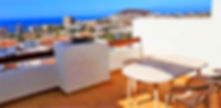 Beverly Hills, Los Cristianos - the view