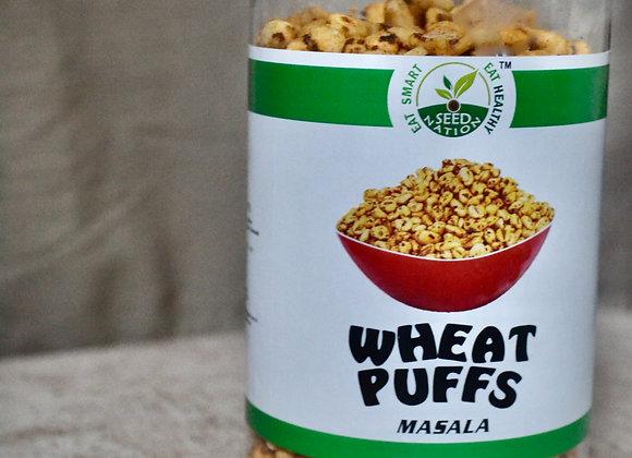 Masala Wheat Puffs