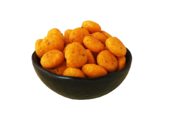 Cheese & oregano Jowar Balls