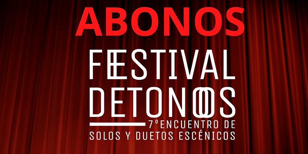 ABONOS - Festival Detonos