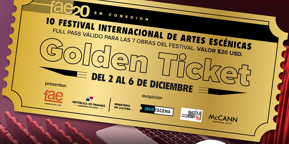 Golden Ticket (Full Pass)