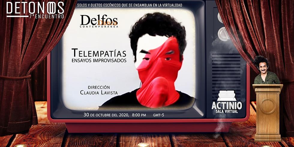 TELEMPATÍAS - Festival Detonos