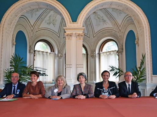 Lancement du Campus régional des métiers et des qualifications Tourisme Hôtellerie Restauration